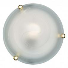 Настенно-потолочный светильник в классическом стиле | 353 золото