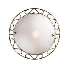 Настенно-потолочный светильник в стиле модерн   3252