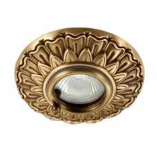 Встраиваемый светильник в классическом стиле | 370053