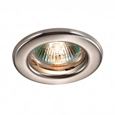 Встраиваемый неповоротный светильник в стиле минимализм | 369703