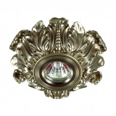 Встраиваемый декоративный светильник в классическом стиле | 370182