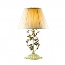 Настольная лампа в стиле флористика | 2796/1T