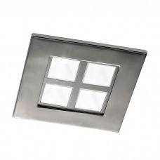 Встраиваемый неповоротный светодиодный светильник, укомплектован блоком питания в стиле минимализм | 357059