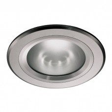 Встраиваемый неповоротный светодиодный светильник, укомплектован блоком питания в стиле минимализм | 357057