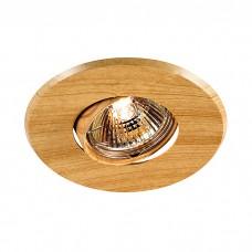 Встраиваемый поворотный светильник в классическом стиле | 369709