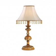 Настольная лампа с абажуром в классическом стиле   2455/1T