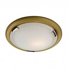 Настенно-потолочный светильник в классическом стиле | 138