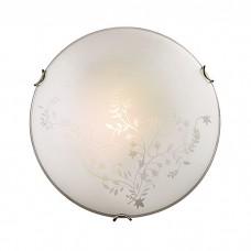 Настенно-потолочный светильник в стиле модерн   318