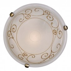 Настенно-потолочный светильник в классическом стиле | 331