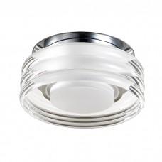 Встраиваемый светодиодный светильник в стиле минимализм | 357154