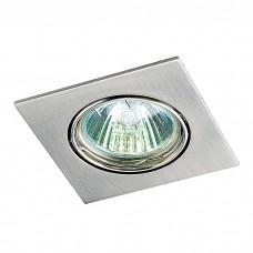 Встраиваемый поворотный светильник в стиле минимализм | 369106