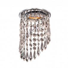 Декоративный встраиваемый неповоротный светильник в классическом стиле | 369399