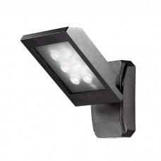 Декоративный светодиодный уличный настенный светильник в стиле модерн | 357223