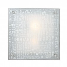 Настенно-потолочный светильник в стиле минимализм | 3257