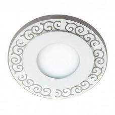 Встраиваемый светодиодный светильник со встроенным драйвером в стиле модерн | 357361