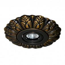 Встраиваемый декоративный светильник в стиле модерн | 370191