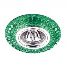 Встраиваемый светильник со светодиодной подсветкой и встроенным драйвером в стиле модерн | 357300