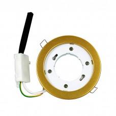 Ультратонкий встраиваемый светильник на базе источника света с цоколем GX53 в стиле минимализм | 369887