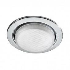 Встраиваемый светильник (энергосберегающая лампа в комплекте) в стиле минимализм | 369828