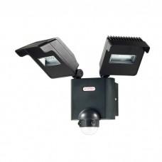 Декоративный светодиодный уличный настенный светильник с инфракрасным датчиком движения в стиле модерн | 357220