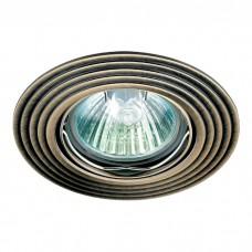 Встраиваемый поворотный светильник в классическом стиле | 369162