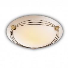 Настенно-потолочный светильник в стиле модерн   3162