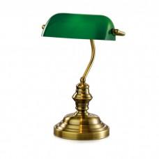 Настольная лампа для кабинета и офиса | 2224/1T