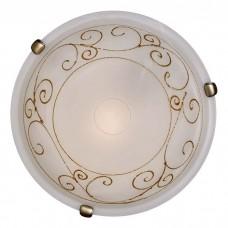 Настенно-потолочный светильник в классическом стиле | 131/K