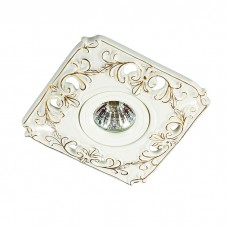 Встраиваемый декоративный светильник в стиле модерн | 370203